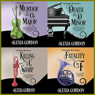 ALEXIA GORDON - Gethsemane Brown Mysteries