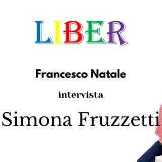 Francesco Natale intervista Simona Fruzzetti | Racconti in libertà | Liber – pt.6