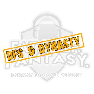 Eat. Sleep. Fantasy. -DFS and Dynasty