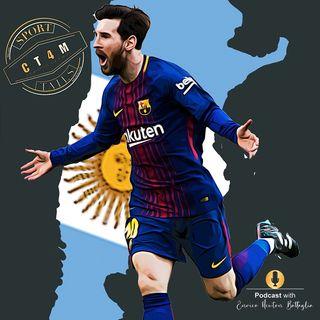 CT4M: Sport Tales - Lionel Messi