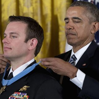 19 Medal of Honor Recipient Ed Byers