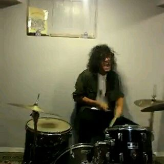 Jam Session: Jose Takes The Drums
