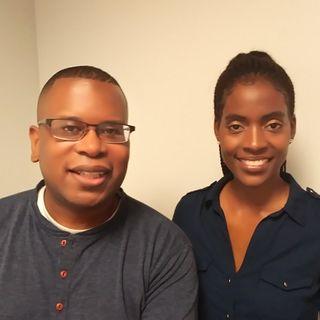 Recording Artist Kizzy Amos brings #IAMWoman to #ConversationsLIVE