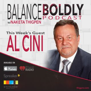 Becoming a Servant Leader with Al Cini