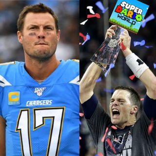 Tom Brady & Philip Rivers Have New Teams