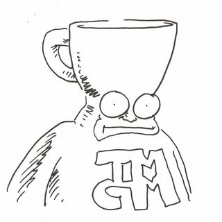 INTERVIEW: Too Much Coffee Man creator