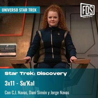 Star Trek: Discovery 3x11: 'Su'Kal'