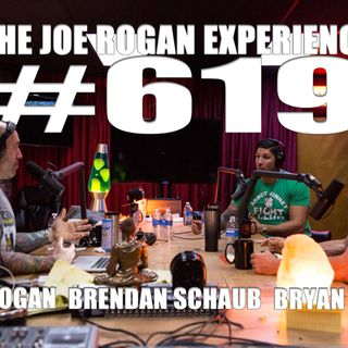 #619 - Bryan Callen & Brendan Schaub