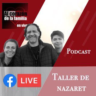 Entrevista Taller de Nazaret