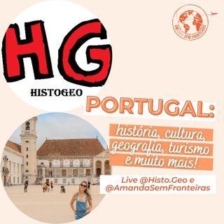 Portugal: história, cultural, geografia, turismo e muito mais | @AmandaSemFronteiras #03