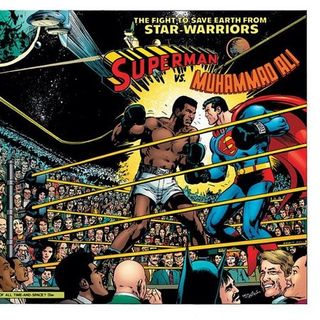 Source Material #199: Superman Versus Muhammad Ali (DC Comics, 1978)