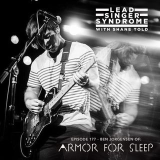 Ben Jorgensen (Armor For Sleep)