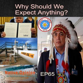 "Episode 65 ""Why Should We Expect Anything?"""