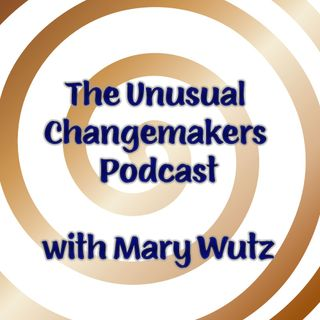 The Unusual Change Makers - Andrea Plell - #001