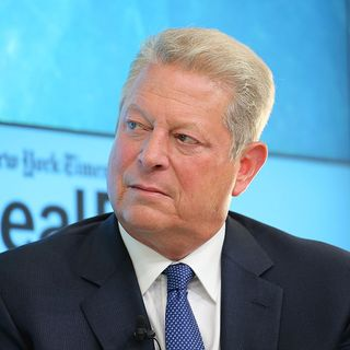 Al Gore Compares Climate Change To Civil Rights