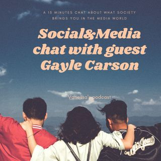 Guest Gayle Carlson sharing her insight on social medias and ways to attract customers!