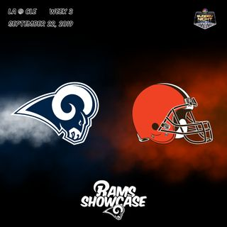 Rams Showcase - Rams @ Browns