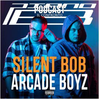 SILENT BOB vs Arcade Boyz [ IL CONFRONTO ]