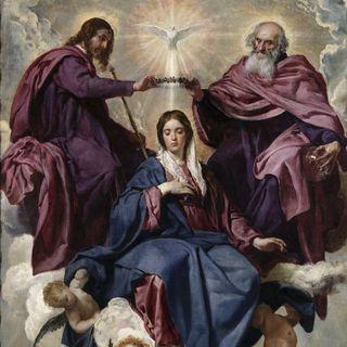 Santa María, Reina del universo