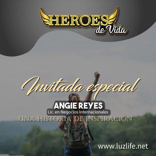 HEROES DE VIDA - Un ejemplo de pasión y propósito  Episodio 7