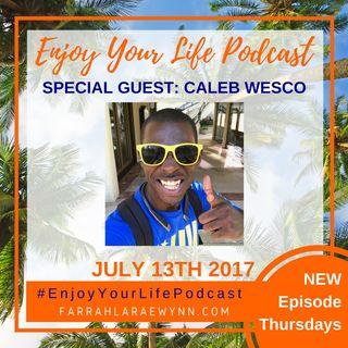 Developing An Emotional Blocklist Feat. Caleb Wesco