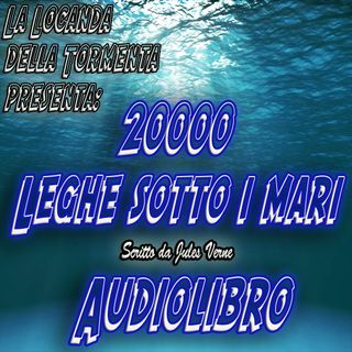 Audiolibro 20000 Leghe sotto i mari - Jules Verne