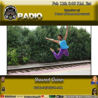 Interview with Intense Movements Shauntel Gaines