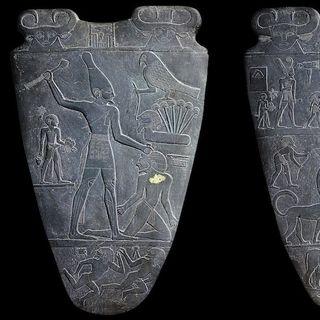 La Tavolozza di Re Narmer - Voce Narrante Rosanna Lia