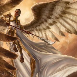 Come interpretare il Salmo 34 versetto 7 in relazione agli angeli?