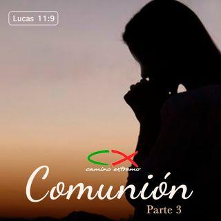 Oración 4 de marzo (Comunión parte 3)