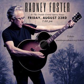 Radney Foster - August 15, 2019