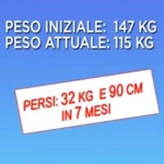 MARCO BORDONI 📝 61 ANNI 🔥 PERSI 32 KG E 90 CM IN 7 MESI! 💪 DIMAGRIRE CON VIVERESNELLA