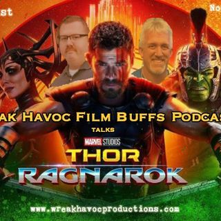 62. By the Power of Odin: Thor Ragnarok