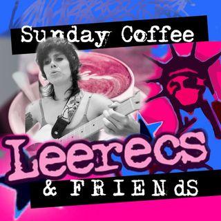 Sunday Coffee with Poppy Cuervo 10-03-2021