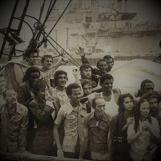 """Episodio 2: Mariel, el éxodo masivoSerie documental """"Cuba, el éxodo del 80"""" (20 años después)"""