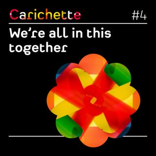 #4 We're all in this together