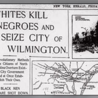 1898 N.C. Voting & Racism