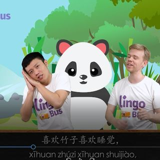 How to sing a song about Chengdu in Chinese | Lingo Bus Song