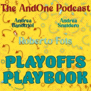 The Playoff Playbook ft Coach Fois - ep 171
