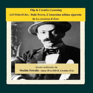 """Letteratura - Italo Svevo, """"L'Ennesima, ultima sigaretta"""""""