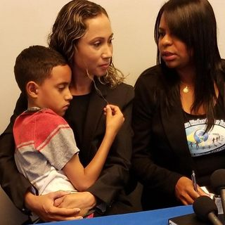 Mother, 9-Year-Old Son Reunited In Boston After Border Separation