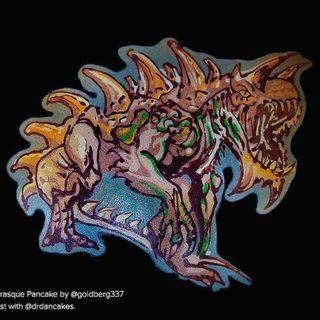Artificer/Ranger and the Tarrasque