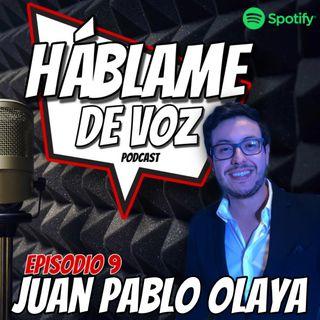 HDV Ep. 9 - Juan Pablo Olaya