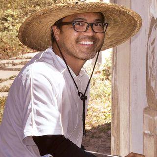 Kirk Kurokawa on Mural for The Nisei Veterans Memorial Center