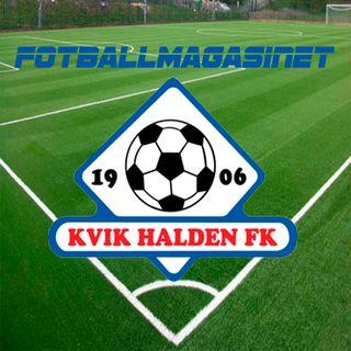 Kvik Halden - Moss FK