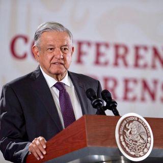 Critica AMLO postura de Mexicanos Contra la Corrupción