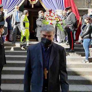 """11. Omicidio Cerrato, l'omelia di don Mimmo Battaglia: """"Resistenza"""""""