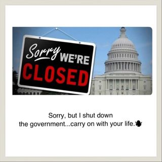 Episode 45 - The Shutdown: Do the people matter?