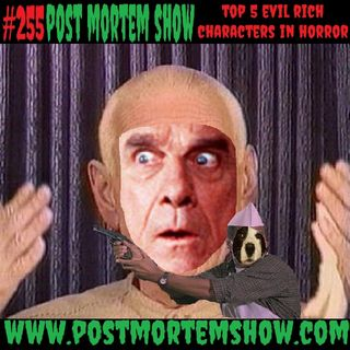 e255 - Lieutenant Leslie Applewhite, Police Squad (Top 5 Evil Rich People in Horror Movies)