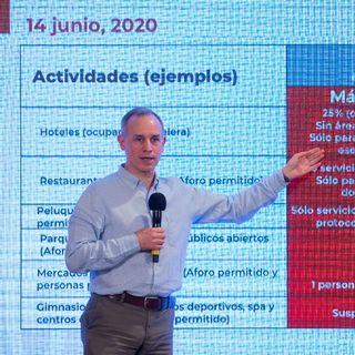 No castigar a quienes no cumplan aislamiento:  López-Gatell